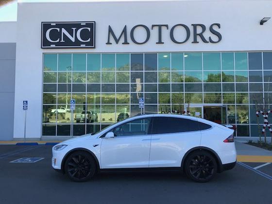 2018 Tesla Model X 100D:14 car images available