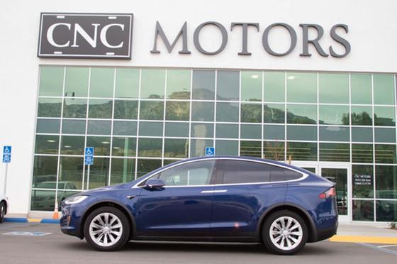 2017 Tesla Model X 100D:24 car images available