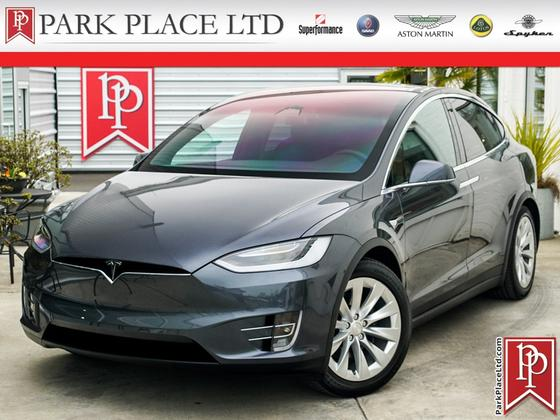 2018 Tesla Model X 100D:24 car images available