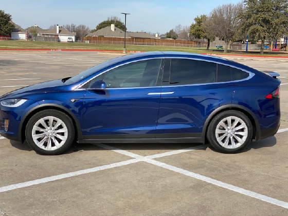 2018 Tesla Model X 100D:6 car images available