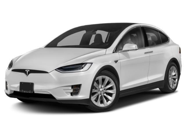2018 Tesla Model X 100D : Car has generic photo