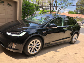 2017 Tesla Model X 75D:10 car images available