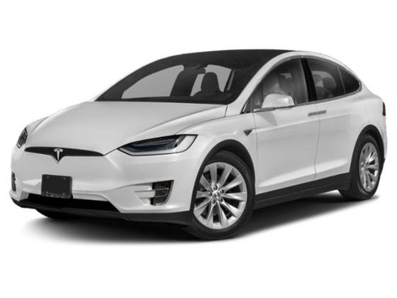 2018 Tesla Model X 75D : Car has generic photo