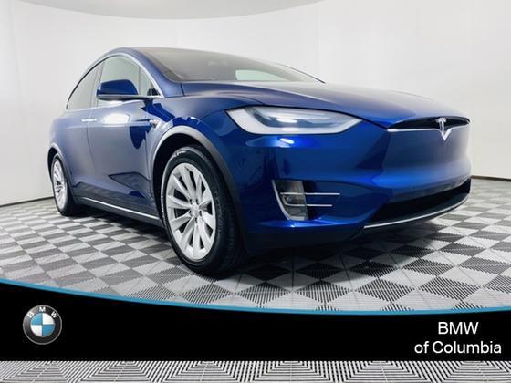 2017 Tesla Model X 75D:24 car images available