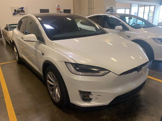 2018 Tesla Model X 75D:5 car images available