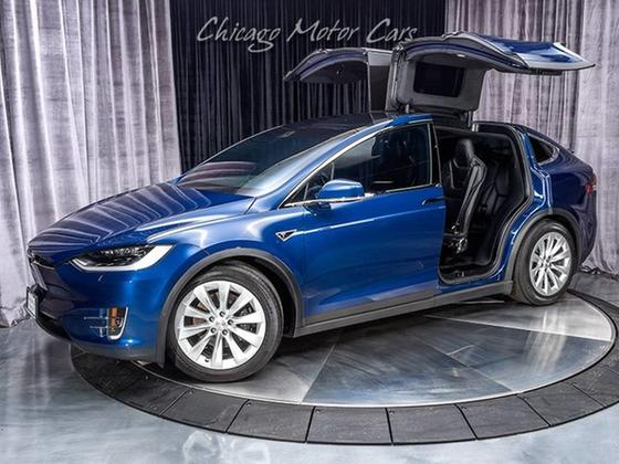 2016 Tesla Model X 90D:24 car images available
