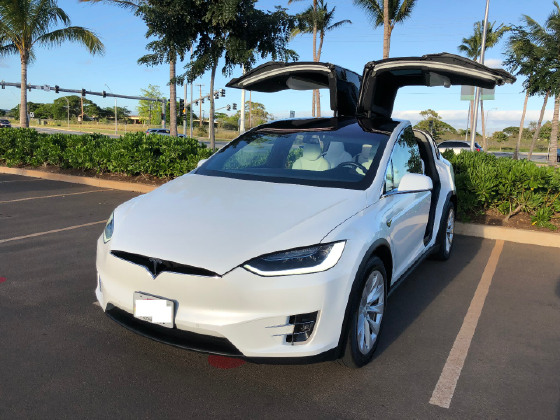 2016 Tesla Model X 90d For Sale In Kapolei Hi Global