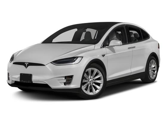 2016 Tesla Model X 90D : Car has generic photo