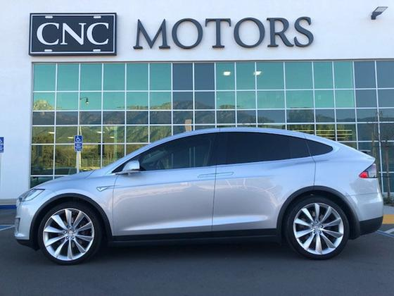 2016 Tesla Model X 90D:24 car images available