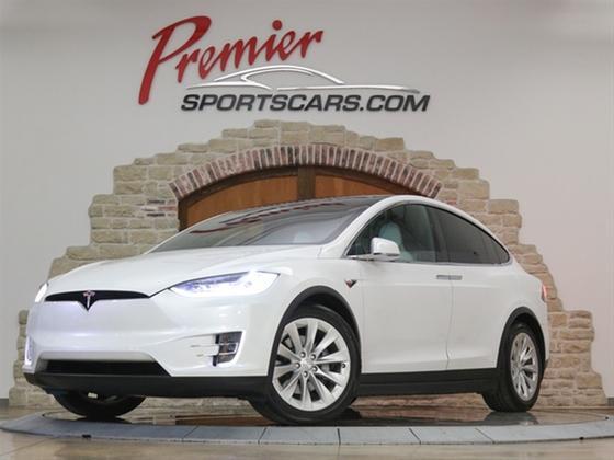 2017 Tesla Model X 90D:24 car images available