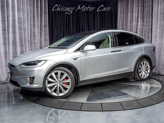2017 Tesla Model X P100D:24 car images available