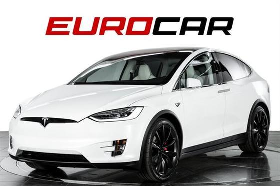 2018 Tesla Model X P100D:24 car images available