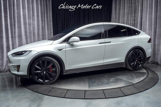 2018 Tesla Model X P100D:24 car images available