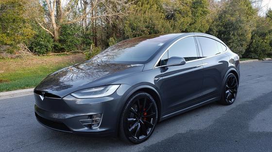 2016 Tesla Model X P100D:24 car images available