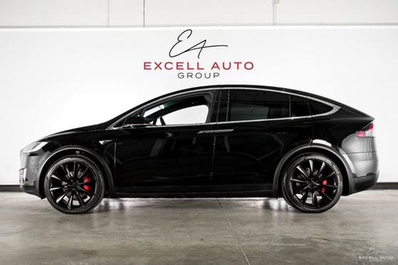 2017 Tesla Model X P100D:24 car images available