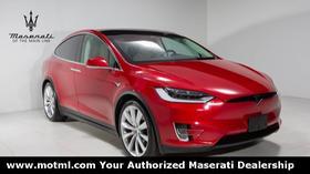 2016 Tesla Model X P100D:21 car images available