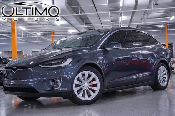 2016 Tesla Model X P90D:24 car images available