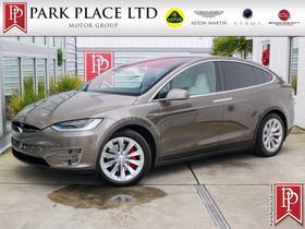 2016 Tesla Model X P90D:24 car images available