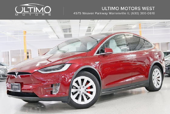 2016 Tesla Model X P90D:6 car images available