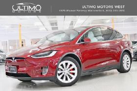 2016 Tesla Model X P90D:6 car images available
