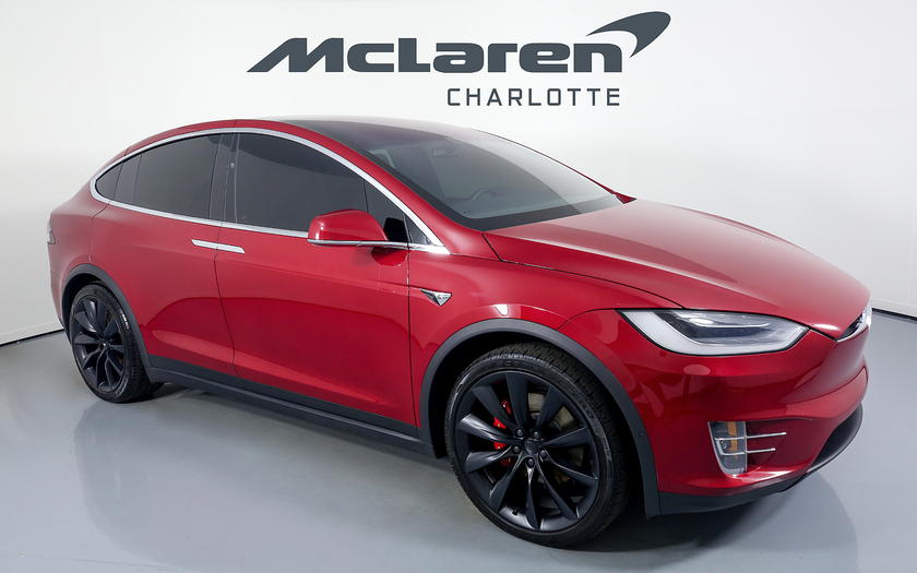 2019 Tesla Model X Performance:24 car images available