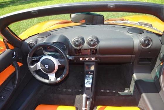 2010 Tesla Roadster