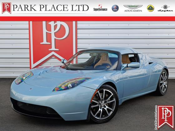 2010 Tesla Roadster :24 car images available
