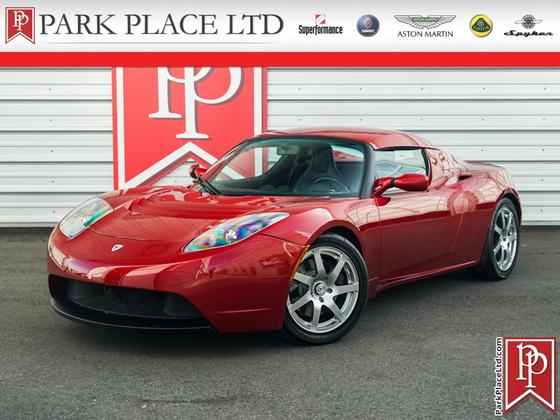 2008 Tesla Roadster :24 car images available