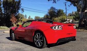 2010 Tesla Roadster 2.0