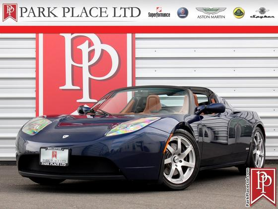 2010 Tesla Roadster Sport:24 car images available