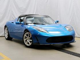 2011 Tesla Roadster Sport:24 car images available