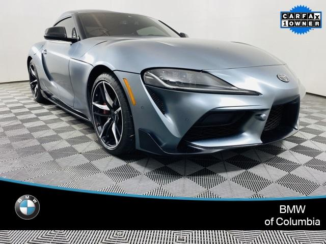 2021 Toyota Supra :24 car images available