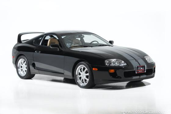 1995 Toyota Supra Turbo:24 car images available