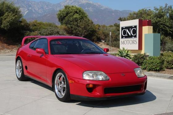 1994 Toyota Supra Turbo:24 car images available
