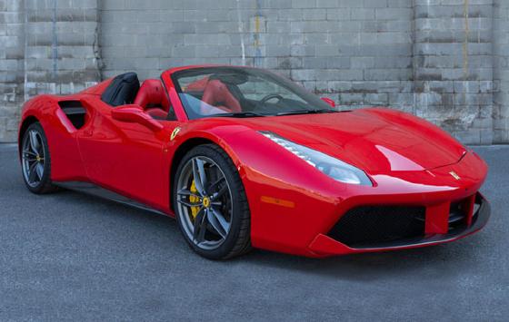 Exotic Car Rentals Global Autosports