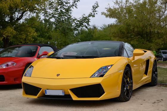 Lamborghini Gallardo Spyder Rental In Chicago Global