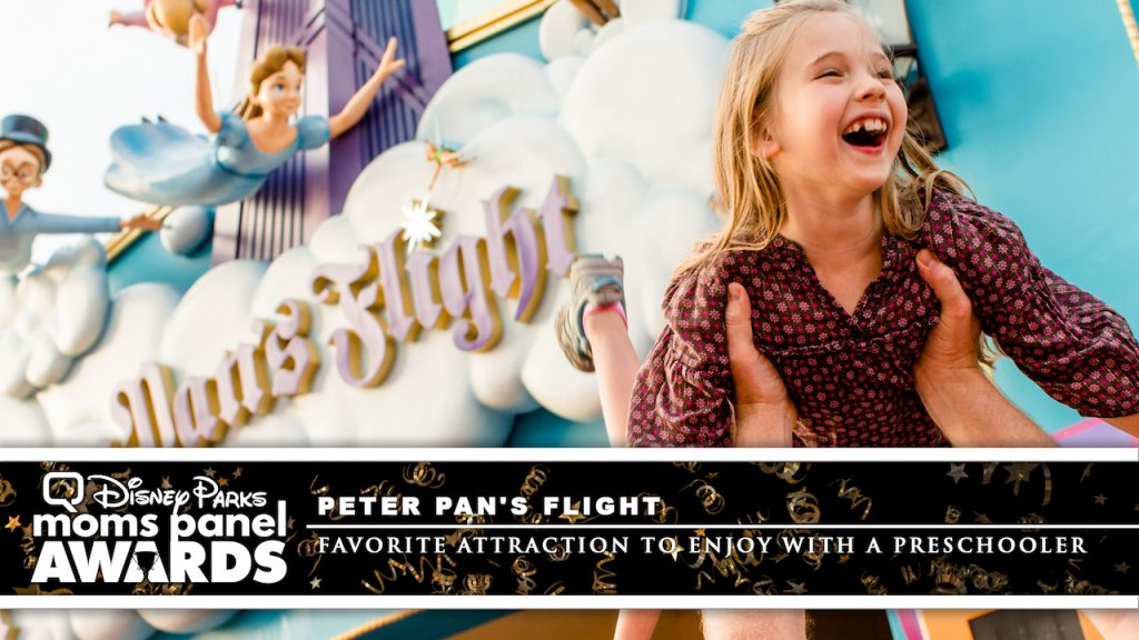 Favorite Attraction: Peter Pan