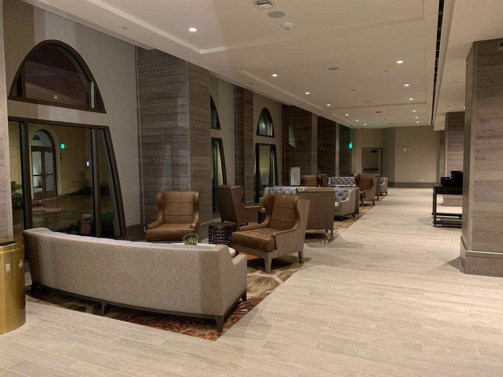 Meeting Room at Gran Destino Tower