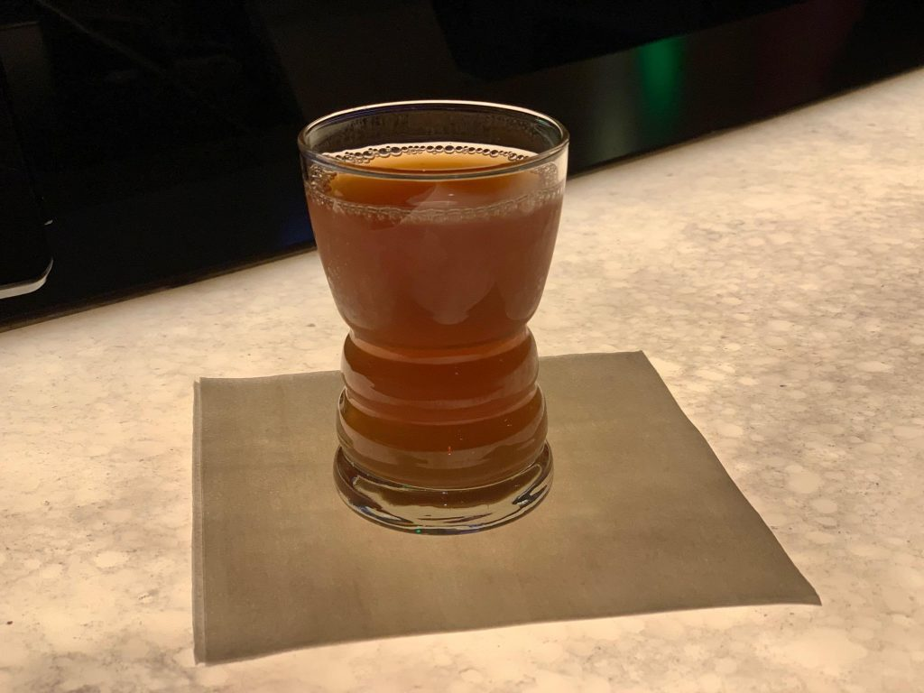 Oga's Cantina Drink