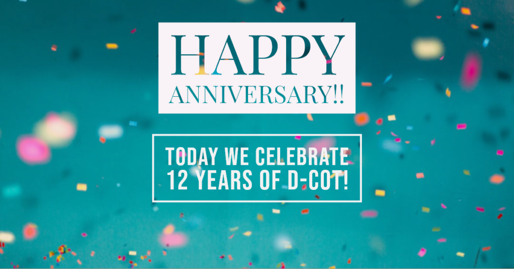 D-COT 12th Anniversary