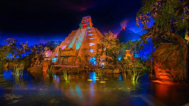 Mexico Pavilion Interior