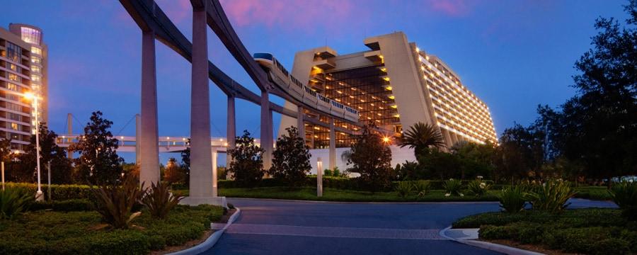 Monorail Resorts