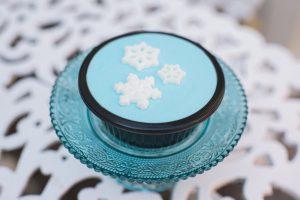Snowflake Brownie – Casey's Corner