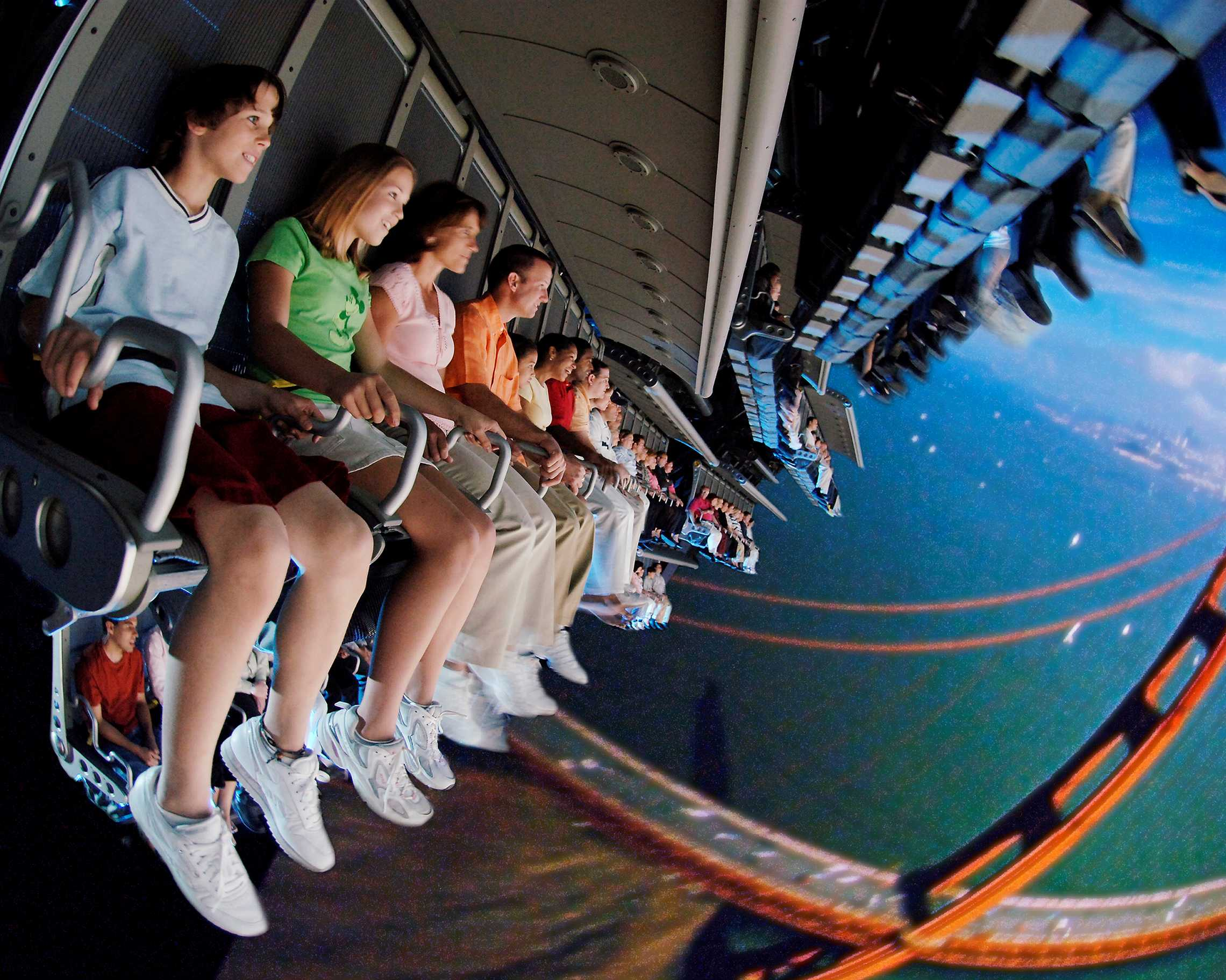 Thanks for Soarin' with us