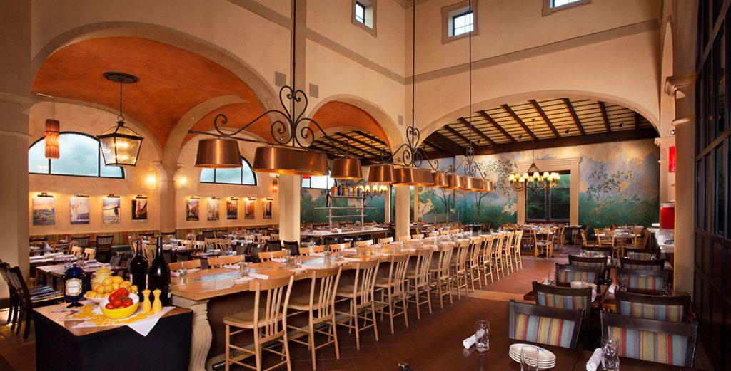 Six Walt Disney World Restaurants Made The Top 10 In Usa