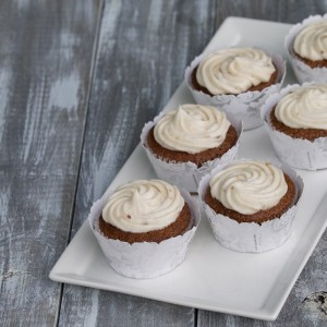 DC Sweet Potato Cupcakes