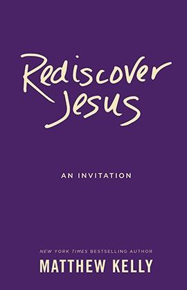 rediscover jesus book
