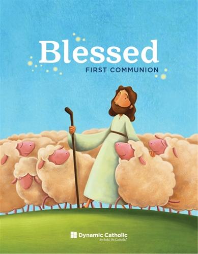 First Communion Workbook