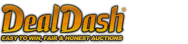 DealDash - Penny auctions & Social game-shopping