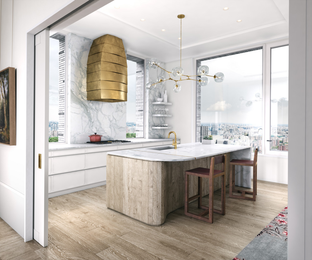 How to Make an Unexpected Style Statement in the Kitchen - DDG ...